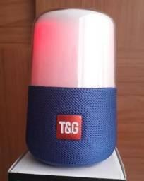 Caixa De Som Speaker Neon Bluetooth Xtrad Tg-168 - Mega Infotech