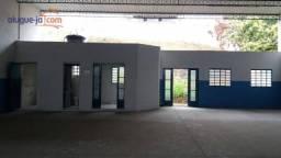 Galpão para alugar, 600 m² por r$ 3.800/mês - jardim esperança - jacareí/sp