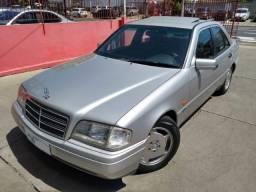 Antigo/Colecionável Mercedes C280 Sport *21.000km - 1995