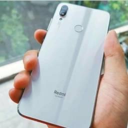 Celular-Smartphone xiaomi-Note 7 Branco 64gb- Josueimports