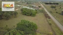 Fazenda em Plácido de Castro com 168 Hectares a venda