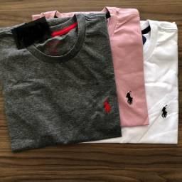 Camisetas Básica Polo Ralph Lauren