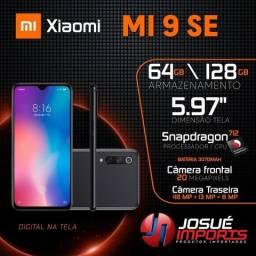 Smartphone Celulares Mi 9 se 128gb Xiaomi-Promoção-Pronta entrega