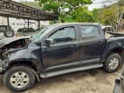 Sucata Chevrolet S10 2014 LT 4x2 CD 2.8 200 CV Automática - 2014