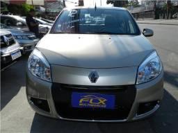 Renault Sandero 1.6 privilége 16v flex 4p automático - 2012