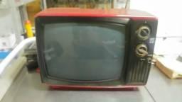 TV antiga para Decoração R$ 100