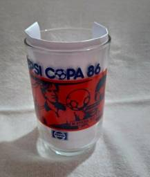 Copo Copa 86 - Matada No Peito - Pepsi