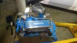 Motor V8 Ford 292/272 Galaxie Landau F100 Hot Rod
