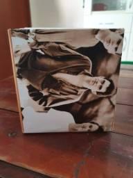 Box de cds da banda Legião Urbana