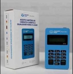 Máquininha de Cartão de Crédito e Débito Mercado Pago Point Mini