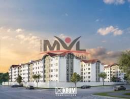 Apartamento à venda com 2 dormitórios em Pioneiros catarinenses, Cascavel cod:1088