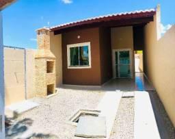 WS casa nova com documentação inclusa com 2 quartos 2 banheiros perto de messejana