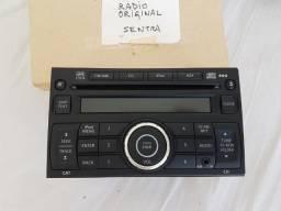 Rádio Nissan Sentra