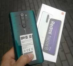 Toop! Redmi note 8 Pro da Xiaomi.Lacradão Garantia e entrega pra você!