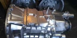 Caixa de Câmbio G8 Volvo B12