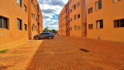 Apartamento 2 Quartos, 52 m² c/ armários na 508 Norte - Residencial San Pietro