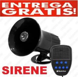 Sirene 7 Tons para carro e moto comprar usado  Fortaleza
