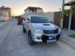 Hilux cabine simples 2014