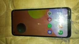 Samsung Galaxy A11 Comprei dia 6 de novembro de 2020
