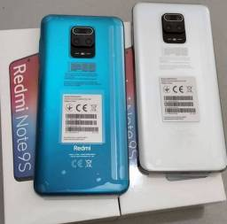 Celular xiaomi Note 9s 128gb white Novo