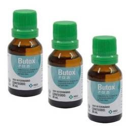 Kit com 5und Butox CE 25  20ml