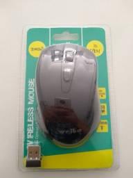 Mouse sem fio entrega grátis
