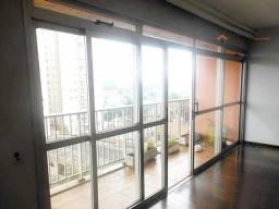 Apartamento com 4 dormitórios para alugar, 143 m² por R$ 1.400,00/mês - Vila Bastos - Sant