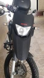 Honda Xre 300 2014 ABS preta