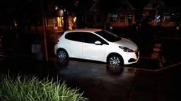 Peugeot 208 1.2 2019 zerado + garantia fabrica