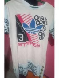 Camiseta Adidas long LINE (16,90R$)