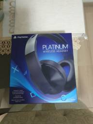 HEADSET platinum PS4