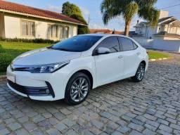 Corolla xei 2.0 automático 2019 Baixo km 25000