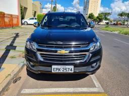 S10 CD 2.5 LTZ 4X4 FLEX AUTOMÁTICA 2018/2019 ÚNICO DONO