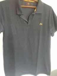 Camisa polo TNG tamanho P<br>Original