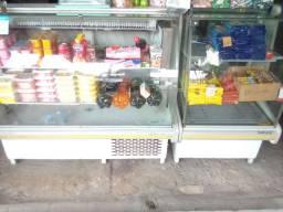 Vendo os dois freezer expositor