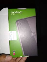 Moto G8 play com mês de uso * pega o bicicleta