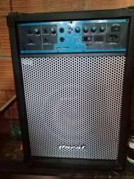 Caixa de som OCM 310 sd/usb Oneal áudio profissional semi-novo!