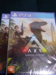 Ark survival evolved midia fisica lacrado ps4