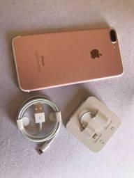 Iphone 7 plus 32 gb estado de novo