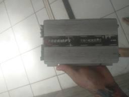 Taramps 400 e conversor digital Stetsom