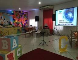 Locação de projetor / datashow para seu evento