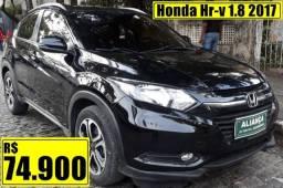 Honda Hr-v Ex 1.8 2017