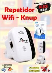 Repetidor wifi sem fio knup kp 3005