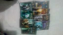 Coleção de Dvd's de Harry Potter