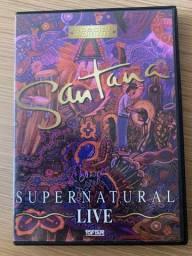 DVD: Santana - Supernatural