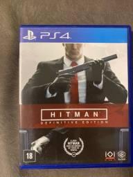 Jogo PS4 - Hitman
