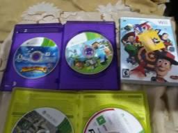 Troco jogos de xbox 360 original