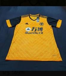 Camisa do Wolverhampton Original 20/21