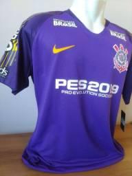Camisa de goleiro do Corinthians