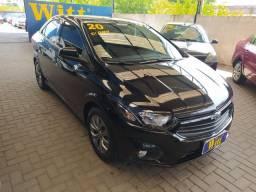 Onix sedan Plus black edition 2020 só 53990 igual a zero km